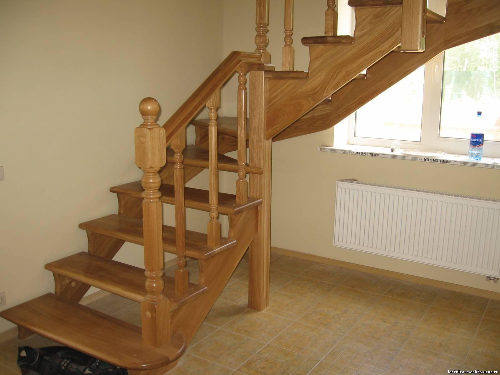 Деревянные лестницы своими руками скачать